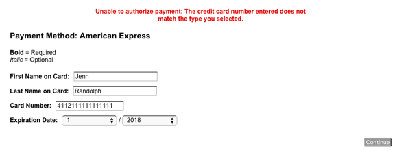 what is a credit card authorization