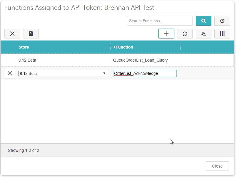 Miva Docs: Getting Started | Miva JSON API