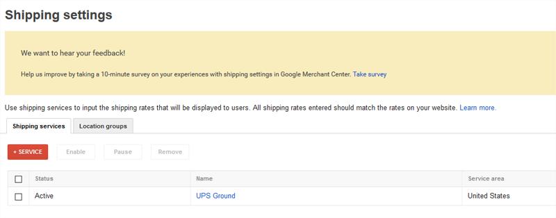 Miva Docs: How To Guides | Google Shopping