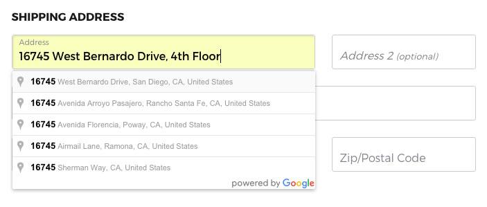 Miva Docs: ReadyTheme Documentation | Using Google Maps