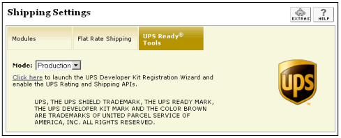 Reference Guide | Shipping | UPS Developer Kit